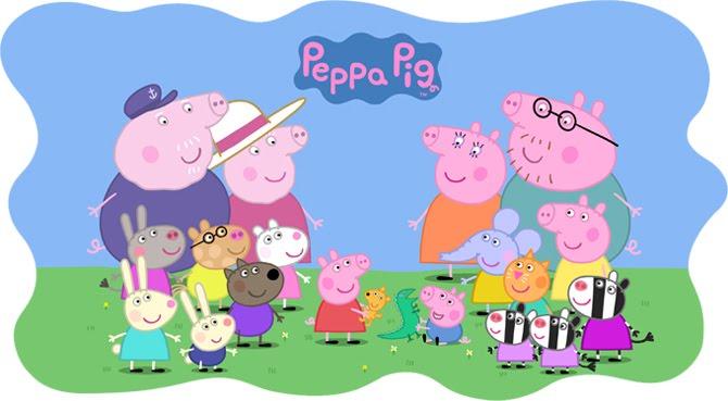 INOCENTE? Psicólogos de Havard confirmam maelefícios que Peppa Pig produz à personalidade das crianças