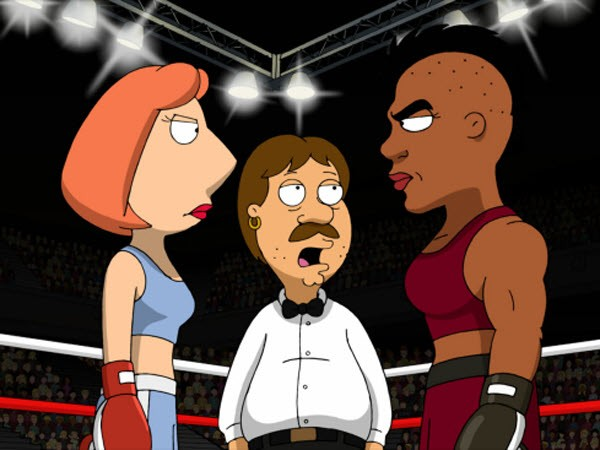 Family Guy - Season 9 Episode 05: Baby, You Knock Me Out