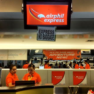 AirPhil Express Check-in Counter