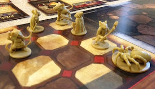 beautiful minis from Mice and Mystics