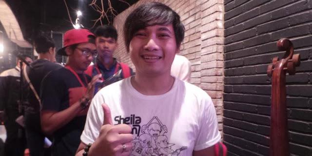 """Brian """"Sheila on 7"""" Rasakan Perubahan Positif di Jakarta setelah Gubernurnya AHOK"""