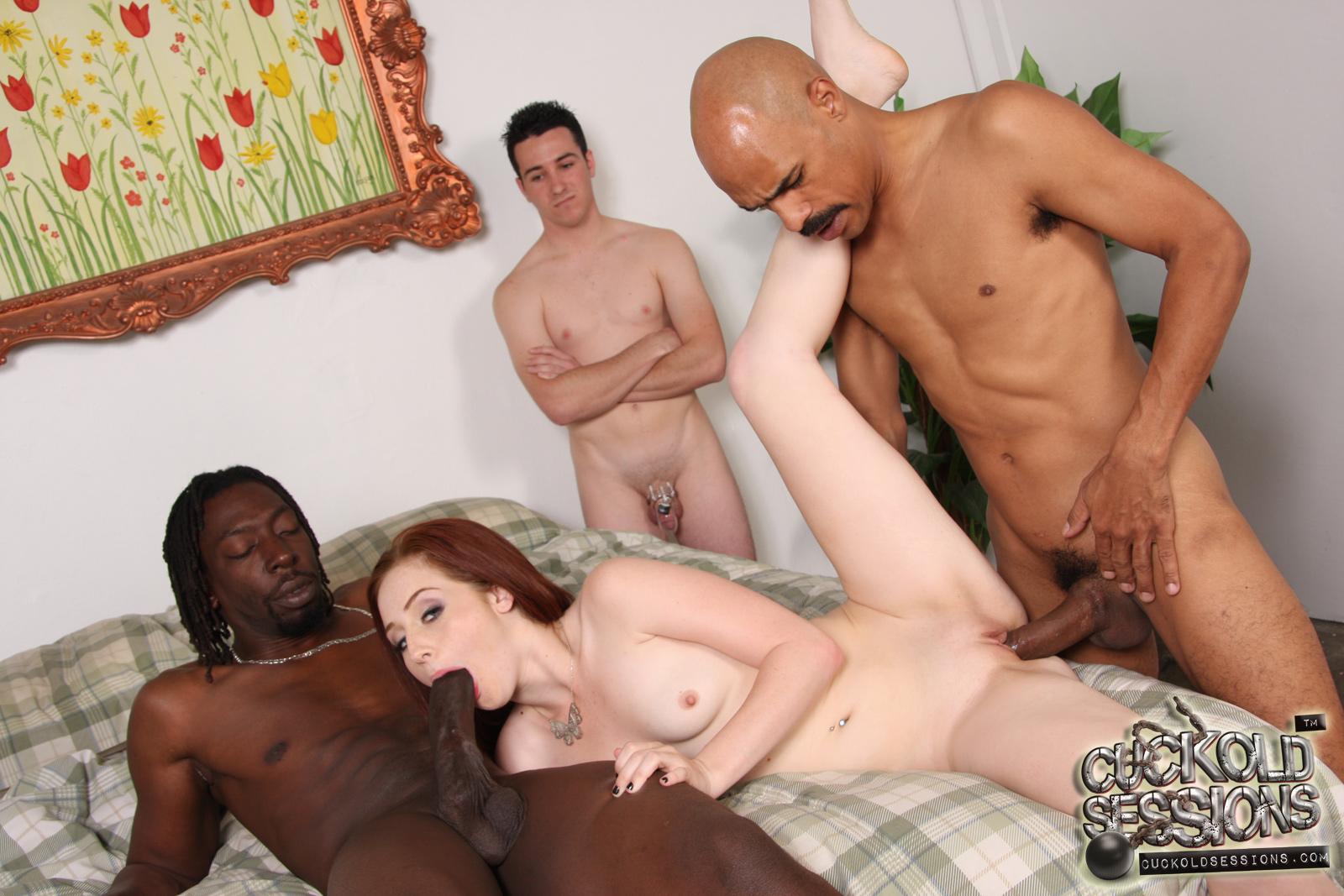 Threesome Big Tits Big Dick
