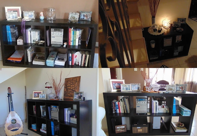 decorating-a-bookcase