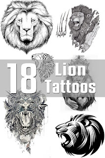 55+ Best Lion Tattoo Collection – part4