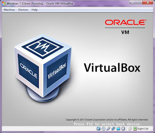 How to Installing VirtualBox on All Window