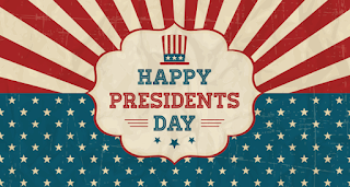 USA Presidents day e-cards pictures free download