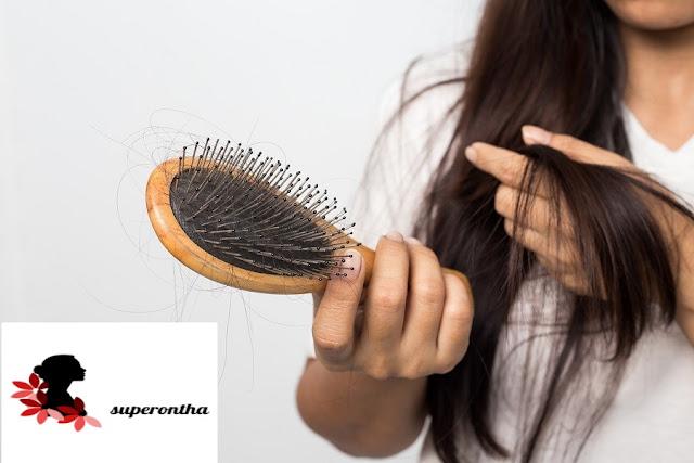 أسباب وعلاج سقوط الشعر بغزارة بعد البروتين