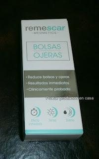 Remescar Medmetics Bolsas y Ojeras