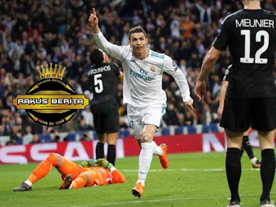 Ronaldo Cetak Gol Ke 101 Di Liga Champions Usai Mencetak Dua Gol Lawan PSG