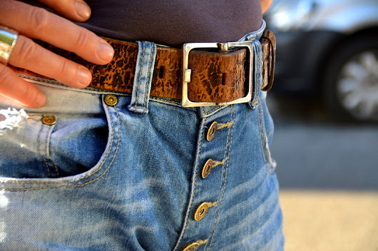 Custom Belt: A Great Way of Personal Style