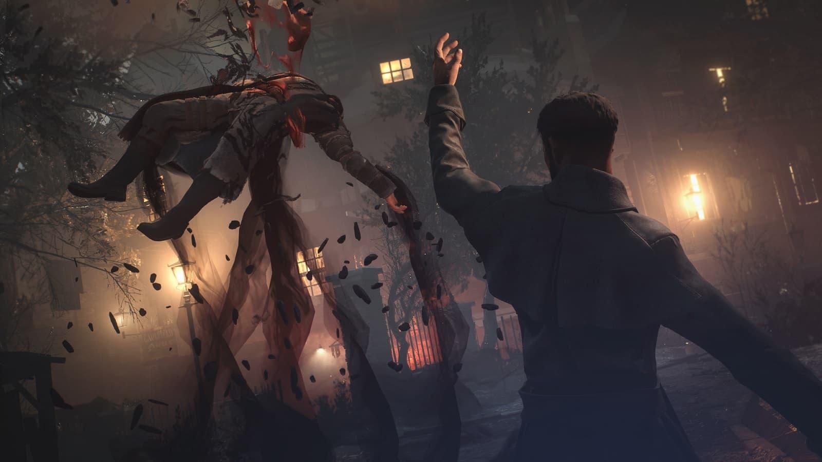 Vampyr, Horror, RPG, Adventure, Review, Вампир, Ужасы, Ролевая игра, Приключение, Рецензия, Обзор, Отзыв, Мнение
