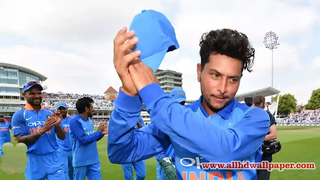 Kuldeep Yadav Photo Gallery