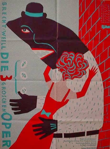 threepenny opera essay The threepenny opera by bertolt brecht the writer discusses bertolt brecht's play the threepenny opera and explains its significance to twentieth century theater the wr.