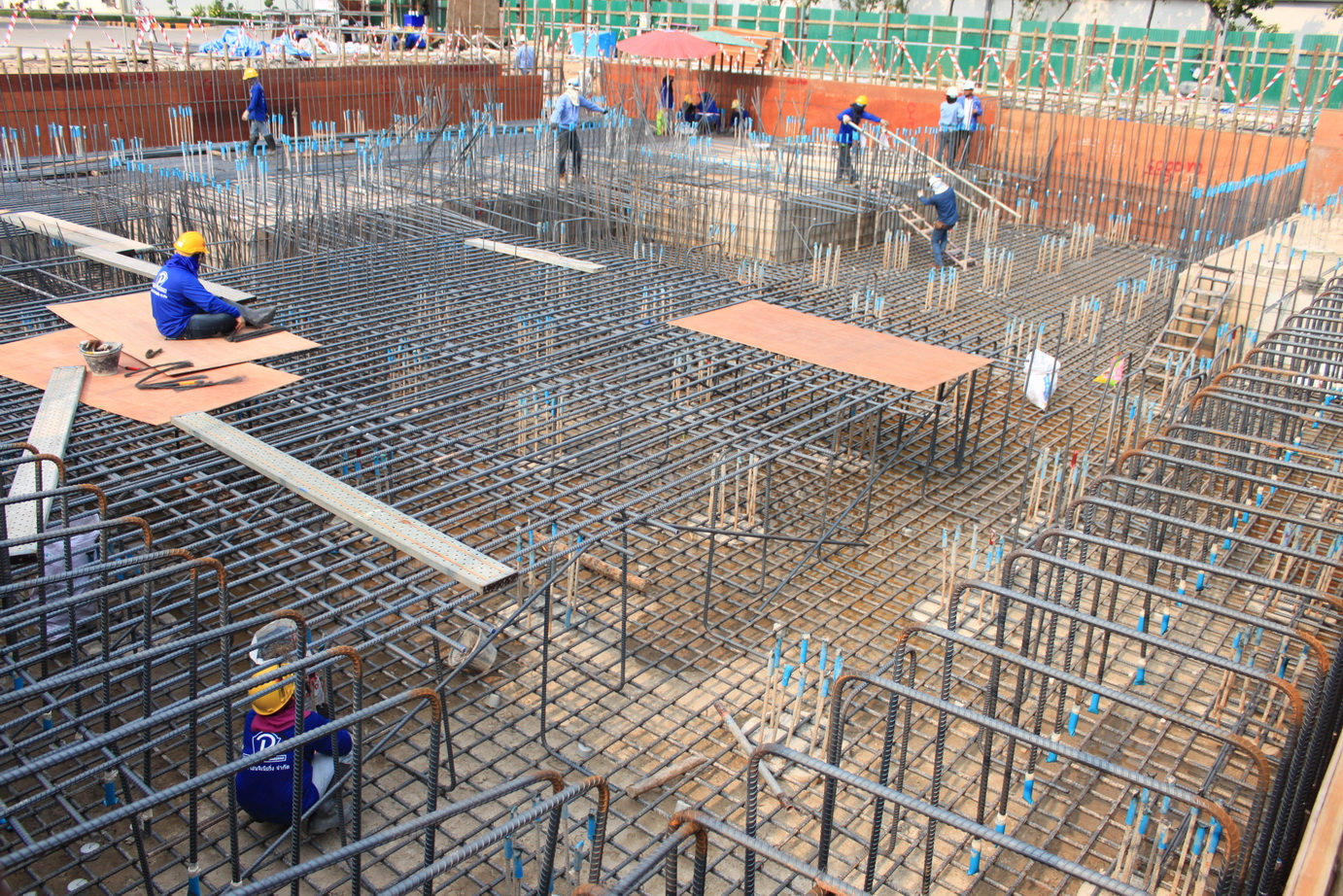 Construction Why We Need Foundation Or Footing ฐานราก