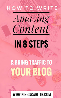 Content writing tips for beginners, how to write blog post,content writing tips, how to write amazing post, content writing ideas, steps to write blog post easily, write blog post to gain traffic, content writing ideas for bloggers