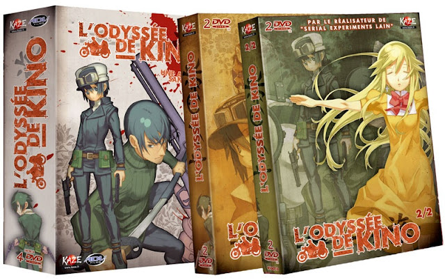 L'Odyssée de Kino, Dengeki Comic Sai 2017 / Dengeki Game Festival, Keiichi Sigsawa, Actu Japanime, Japanime, Kazé,