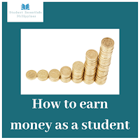 How to earn money as a students
