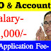 Data Entry Operator (DEO) and Accountant, Nadia District Recruitment- 2019