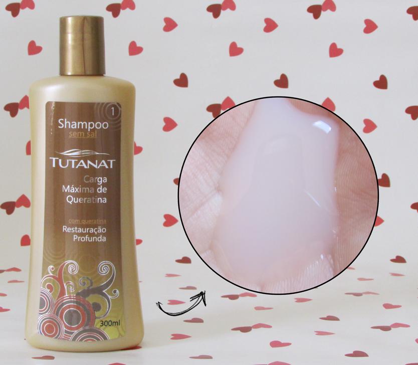 Resenha, shampoo, Tutanat, Carga Máxima de Queratina, Rishon