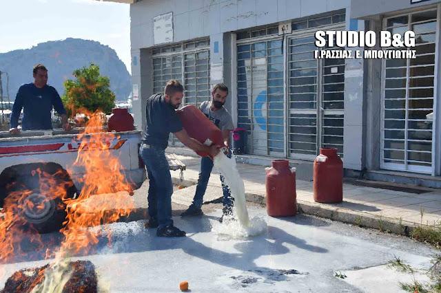 Κινητοποιήσεις κτηνοτρόφων στην Τρίπολη για την μείωση της τιμής του γάλακτος