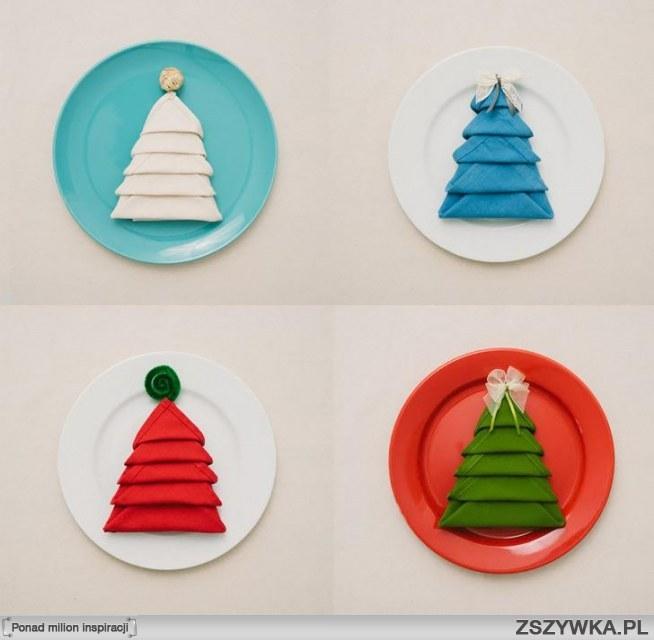 Pomysły Na świąteczny Stół Dekoracje Z Serwetek Krok Po