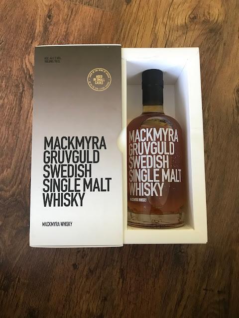 Mackmyra Gruvgold