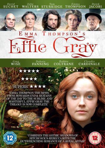 Effie Gray (2014) [BRrip 1080p] [Latino] [Drama]