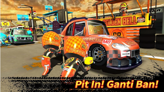 Pit Stop Racing Club vs Club Apk v1.4.9 Mod Unlimited Money Terbaru