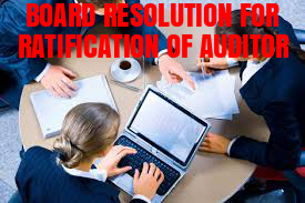 Board-Resolution-Ratification-of-Auditor