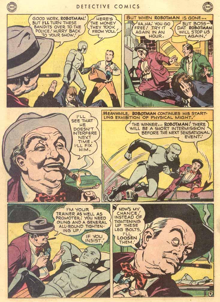 Detective Comics (1937) 148 Page 19