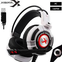 XIBERIA K3 USB Gaming auriculares