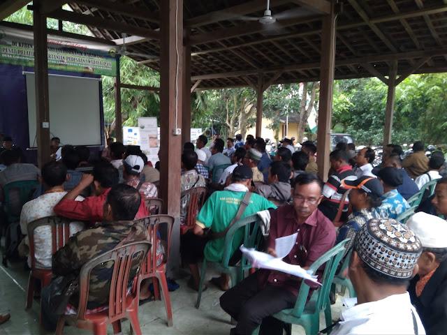 Oprasional Penyuluhan Pertanian Swadaya Rp300 Ribu Setiap Bulan