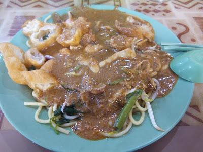 Sate Mee Kuliner Mie Khas Pulau Batam