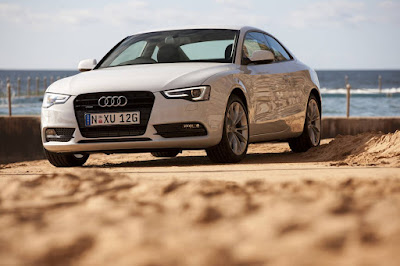 Old Audi A5