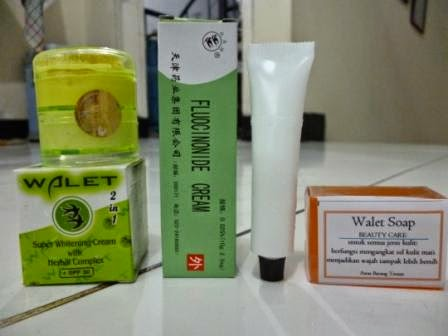 Cream Walet 2 In 1 Super Whitening