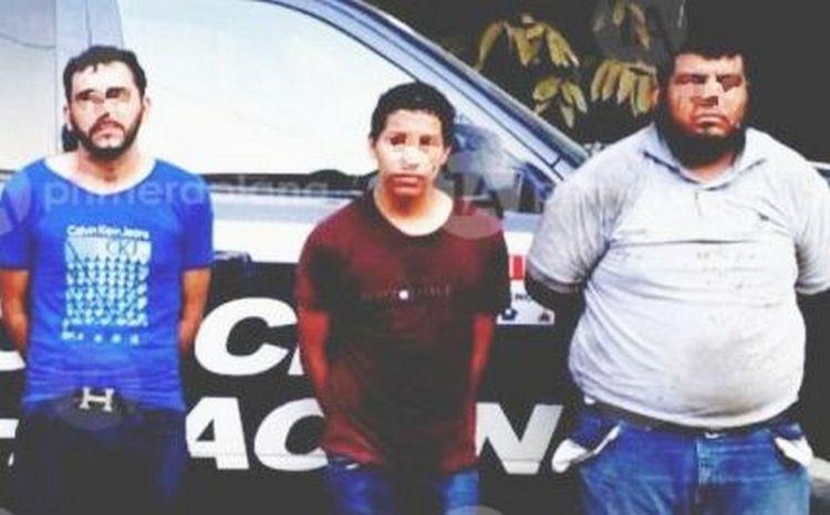 """DETIENEN A """"EL BETO"""" Y 6 SICARIOS DE LOS VIAGRAS BUENAVISTA MICHOACAN"""