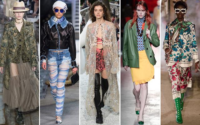 Miliki Trend Fashion 2019 Dengan Style Kece Kamu !
