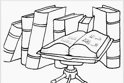 Mewarnai Gambar Koran