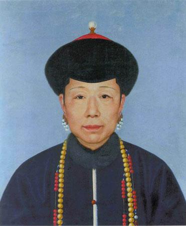 歷史上的甄嬛揭秘 清朝孝聖憲皇后