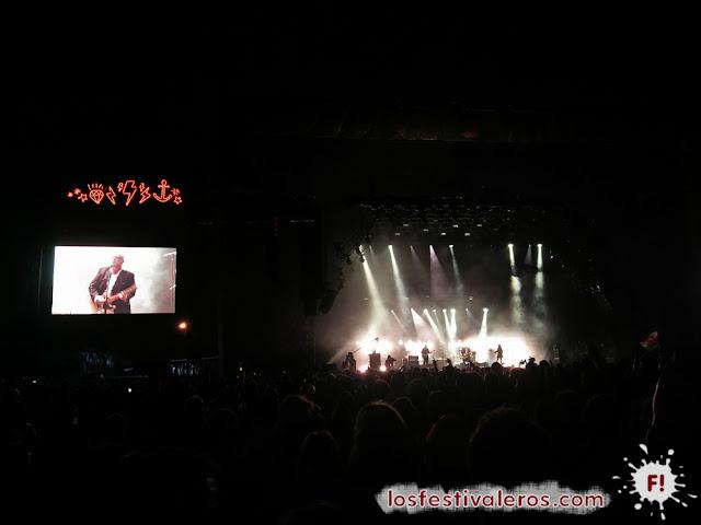 BBK Live 2016, Pixies
