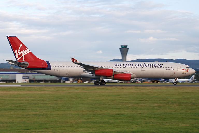 Consejos de vuelo de Virgin Atlantic
