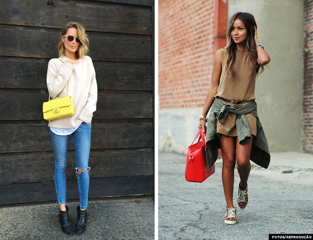 bolsas coloridas, como usar bolsas coloridas, camila andrade, blog camila andrade, fashion blogger em ribeirão preto, blogueira de moda em ribeirão preto, dica de estilo