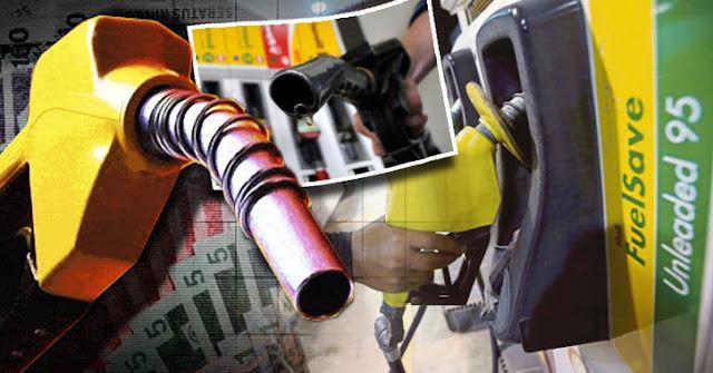 Berita Minyak Petrol RON 95 dan RON 97