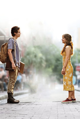 Five Feet Apart Cole Sprouse Haley Lu Richardson Image 4