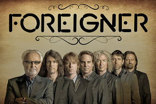 Photo des membres de Foreigner