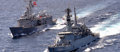 Η Ελλάδα στέλνει πλοίο σε τουρκική ναυτική άσκηση