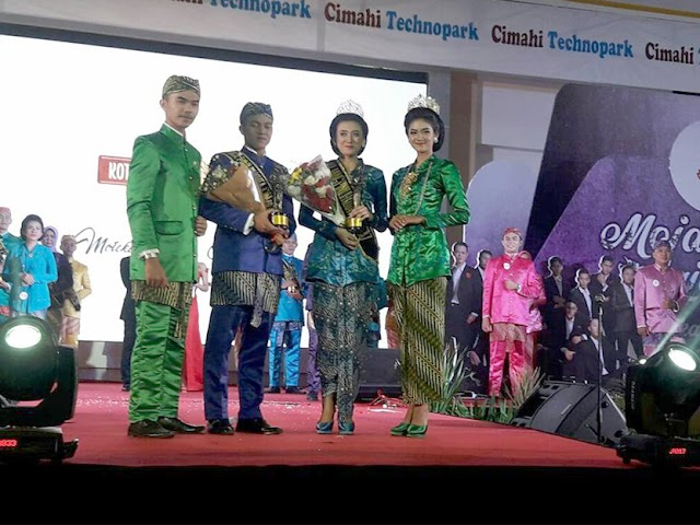 Mojang Jajaka Cimahi 2017 Dituntut untuk Mempromosikan Wisata Lokal
