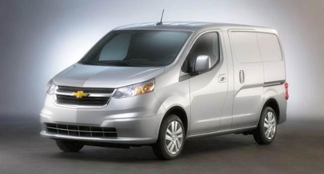 2018 Chevrolet Express Cargo Van Specs, Release Date, Price