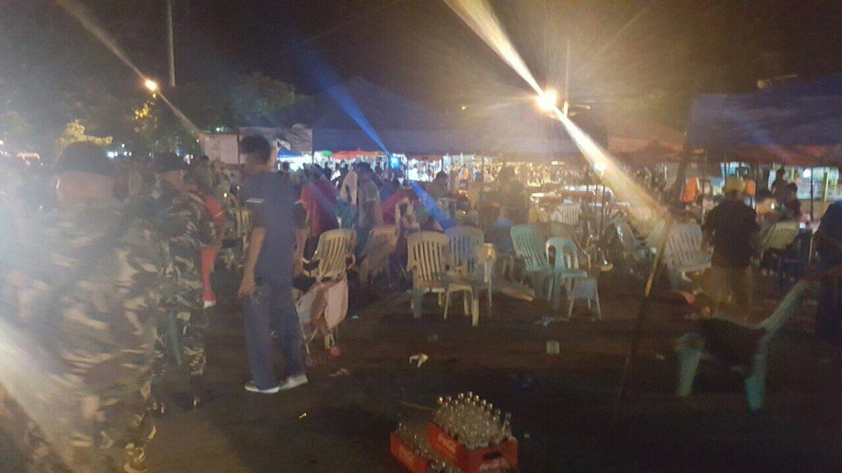 #StayStrongDavao Davao blast September 2