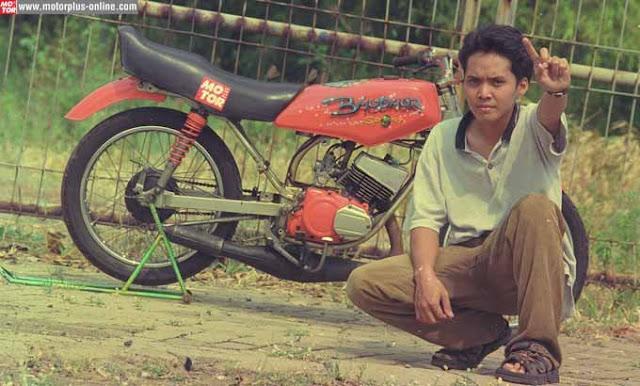 INI DIA....Cerita Yamaha RX-King Setan